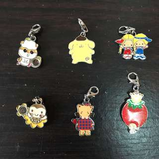 Sanrio 50th Charms