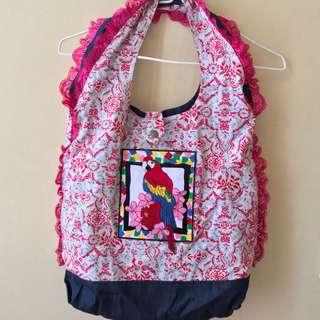 Reversible Tote Bag 雙面側孭袋