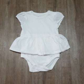 Baby girl romper (6-9month)