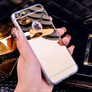 iPhone 6/6s Plus Cover Gold Casing