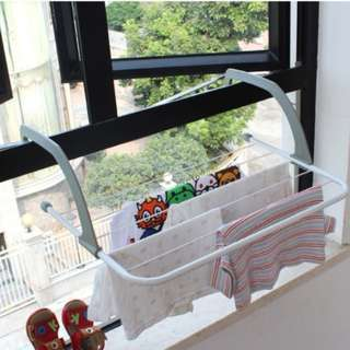 61136 Folding Clothes Drying Rack Laundry Hanger Dryer