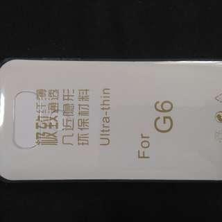 LG G6 透明手機套