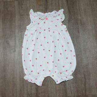 Baby Girl Romper (6month)