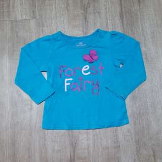 Baby girl top (12-18month)