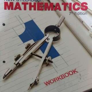 Secondary 1 Shinglee Math Workbook