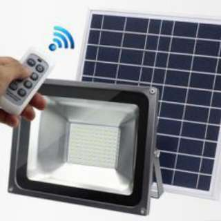 New LED Solar Flood Light 60W IP67