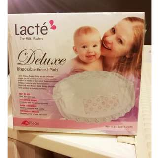 [UNUSED] Lacte Deluxe Disposable Breast Pad