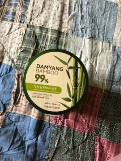 *AUTHENTIC* The Face Shop 99% Damyang Bamboo