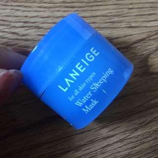 Laneige Water Sleeping Mask (Travel Size)