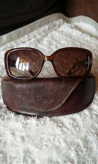 Fossil shades unisex