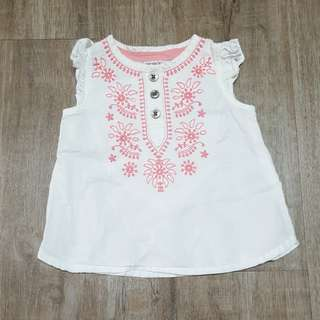 Baby girl top (3month)