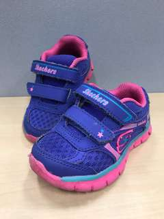 Baby Girl Skechers Shoe