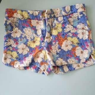 Zara girl's shorts 4T up to 104cm