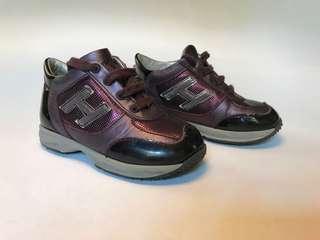 Hogan girls Patent purple size Eu 22