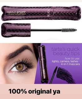 Mascara tarte light camera