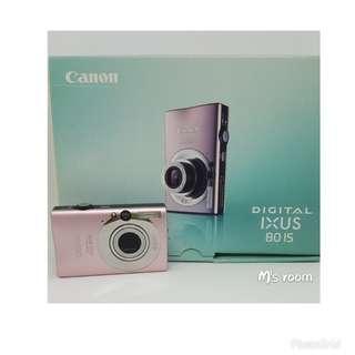 🚚 Canon IXUS 80IS數位相機