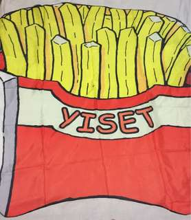 French Fries Towel