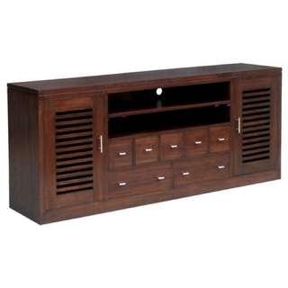 Teak TV Console Warehouse Sale