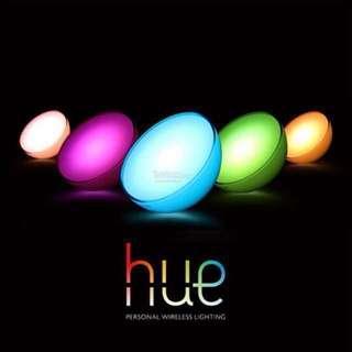 Philips Hue Go lamp 智能燈 Home kit