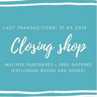 Clothes, shoes, jewelry and others for sale!