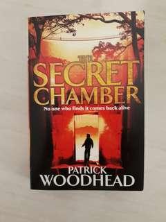 The secret chamber by Patrick Woodhead