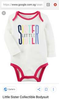 Brand new carter body suit for sale