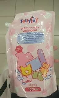 Tollyjoy baby laundry detergent refill pack (1L)