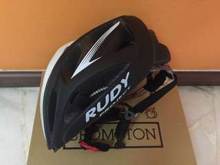 Bicycle Helmet Rudy project