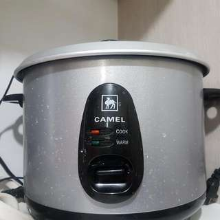 camel rice cooker automatic with steamer