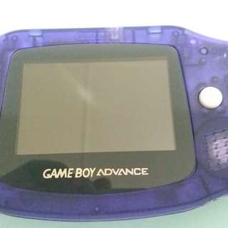 Refurbish Gameboy Advance with Extra brightness AGS101 Screen and Loud sound Mod