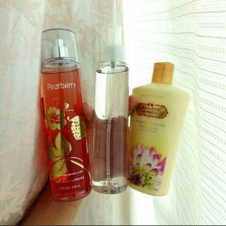 Perfume & Body Lotion Bundle