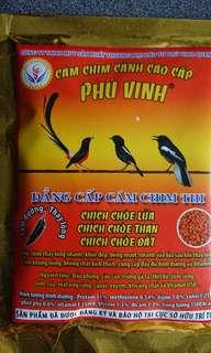 Vietnam bird food