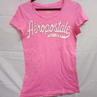 Aéropostale Pink Shirt