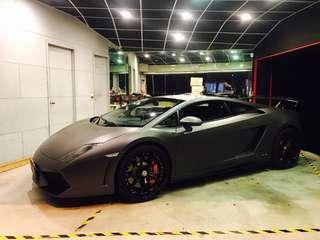 09年 Lamborghini LP560-4意洽