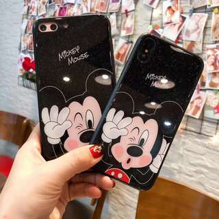 Mickey / Minnie Mouse Case