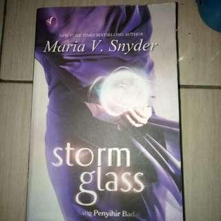 #BONUSMARET storm glass