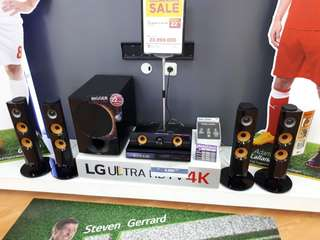 Clerance Sale Home Theater LG Cukup Bayar 199rb saja