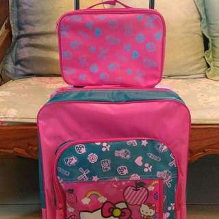 Hello Kitty Big trolley bag
