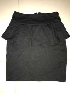 Black skirt Sz XS