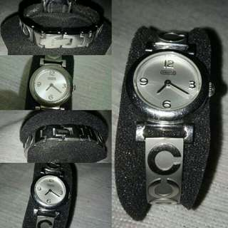 Coach Luxury Watch