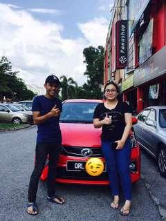 Perodua Myvi 1.3 X 2018