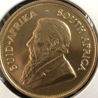 1974 South Africa 1oz Gold