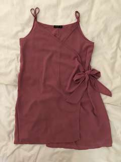 Cotton On Self Tie Dress