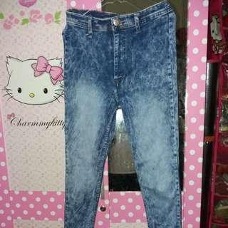 Celana jeasn hw