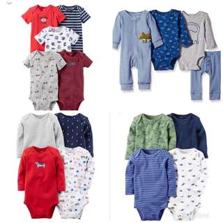 Newborn Baby Boy Items Readystock