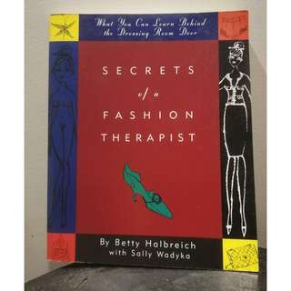 Secrets of a Fashion Therapist