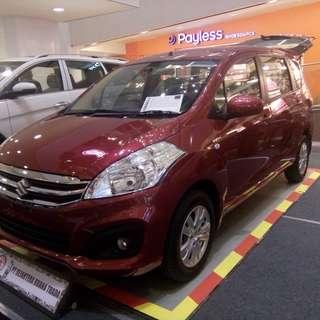 Suzuki Ertiga Promo tdp 10 jutaan