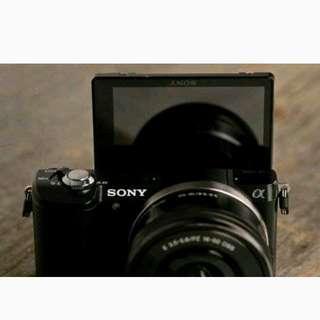 Sony A5000 bisa kredit tanpa kartu kredit