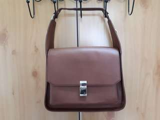 [RM 20 includes postage] Large Flap Hobo Bag