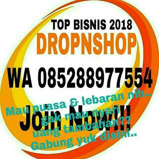 Bisnis DATASHOP From DROPNSHOP